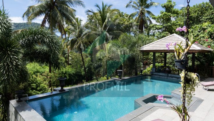 Villa Jungle – Mountain View, North Coast Of Samui