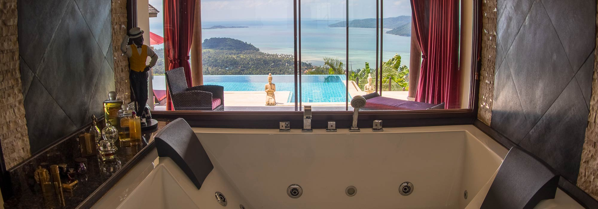Villa Disa – Incredible Sea View, South of Samui