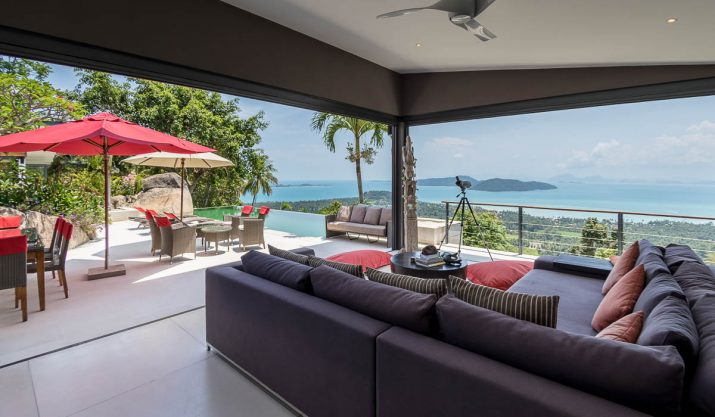 Villa Azzuro – South of Samui, Luxury Villa