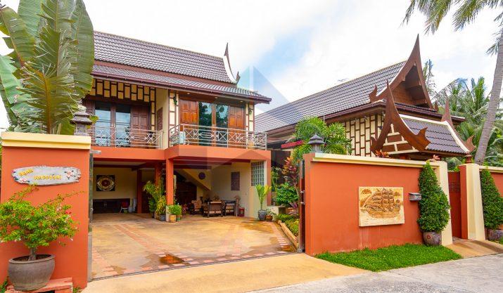 Villa HappySai – Contemporary Thai Style Villa