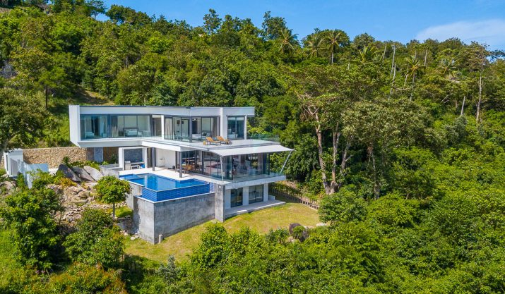 Villa Rang Nak – South of Samui – Luxury