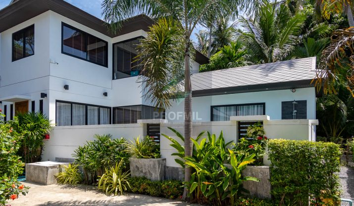 Modern Villa with 3 Bedroom – North of Samui