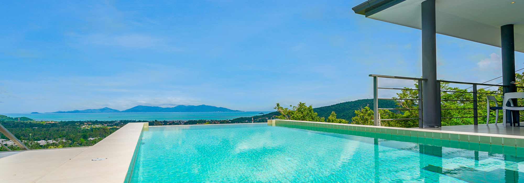 Villa Bella Vista – Amazing Sea View – North-East of Koh Samui – Bophut