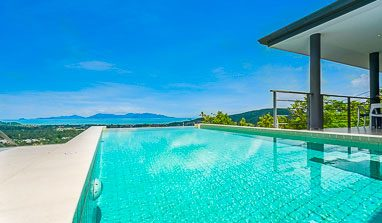 Koh Samui Real Estate Sea view