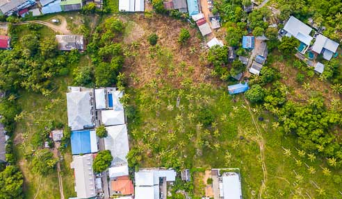 Land #C200 - Investors Or Developers - East of Koh Samui - Center Chaweng