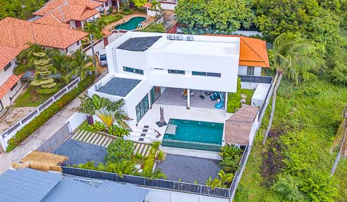 Villa Bamboo – Well Designed – North-West Of Koh Samui – Plai Laem