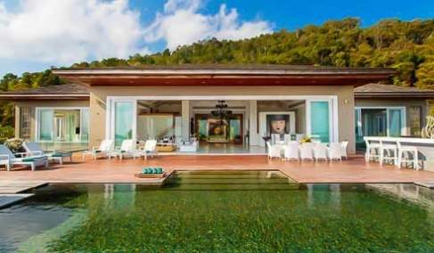 Villa Blossom – Luxury Sea View Villa – North-East Of Koh Samui – Plai Laem