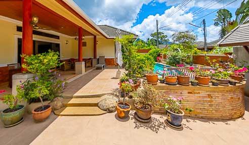 Villa Lullaby – Quiet Location – West Of Koh Samui – Lipa Noi