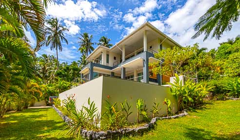 Maenam 7 – Modern Private House – North Of Koh Samui – Maenam