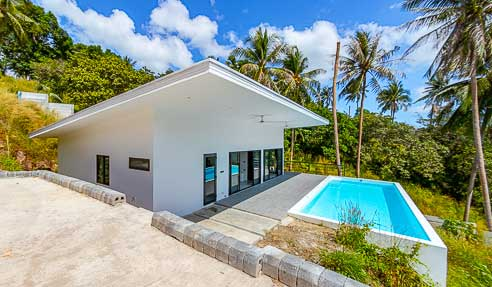 Villa Margarite – Pure Tranquility – North Of Koh Samui – Maenam