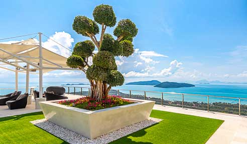 Villa Twilight – Unique Luxury Villa – South Of Koh Samui – Taling Ngam