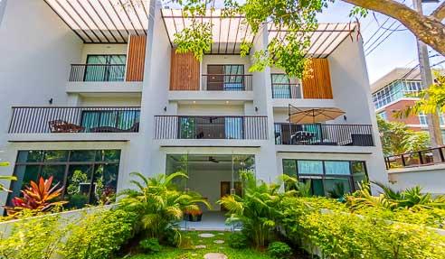 Townhouse – Villa Brave – Prime Location – North-East Of Koh Samui – Bophut