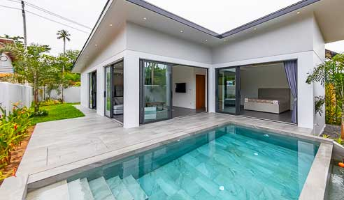 Villa Babylon - Modern Villa With Pool - North Of Koh Samui - Bophut