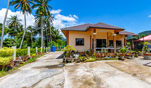 Villa Milo - Quick Sale - North Of Koh Samui - Maenam