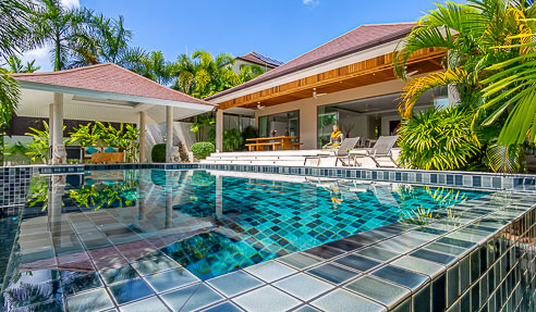 Villa Moai - Single Storey Villa - North Of Koh Samui - Maenam